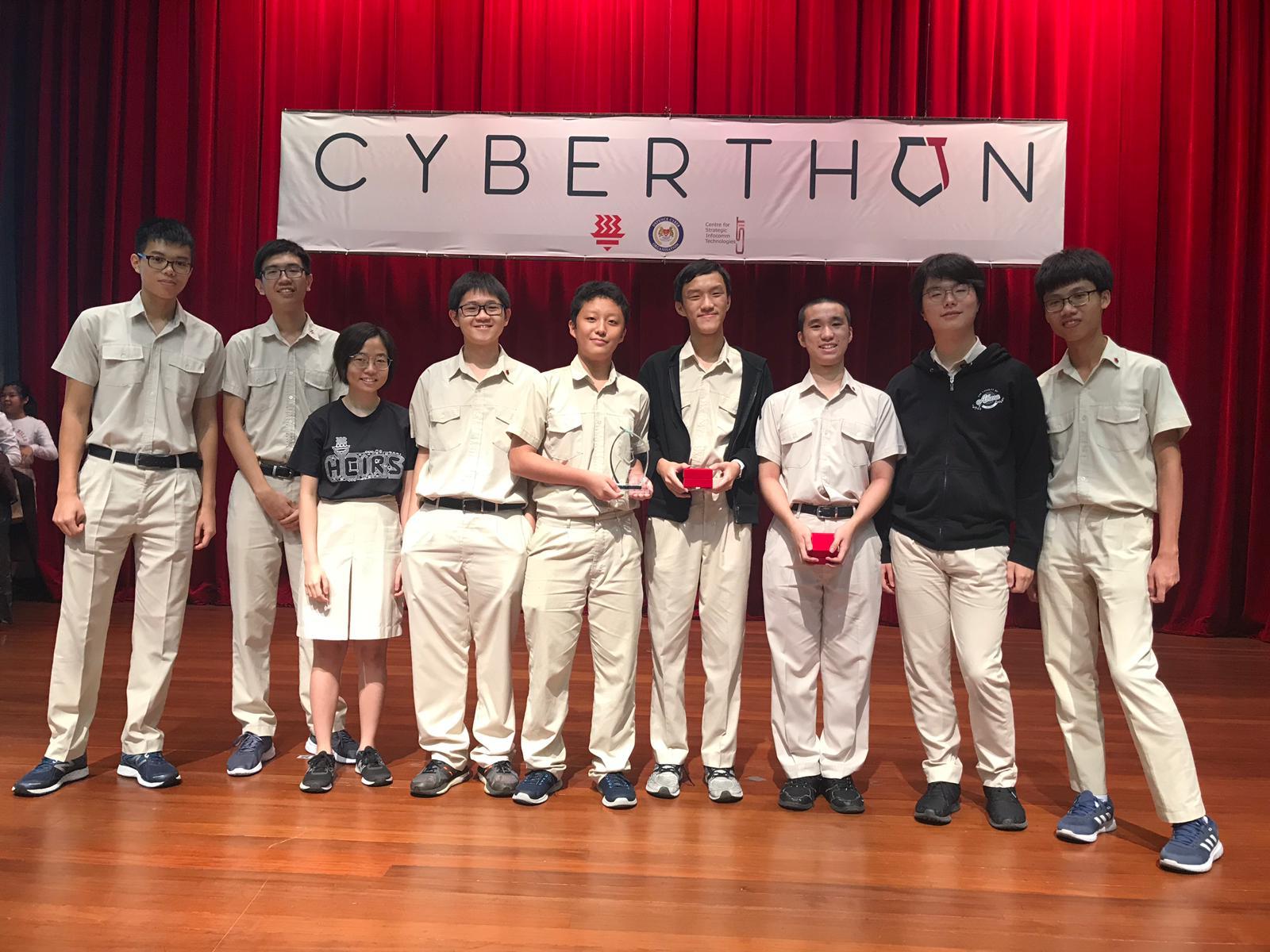 Cyberthon 2019