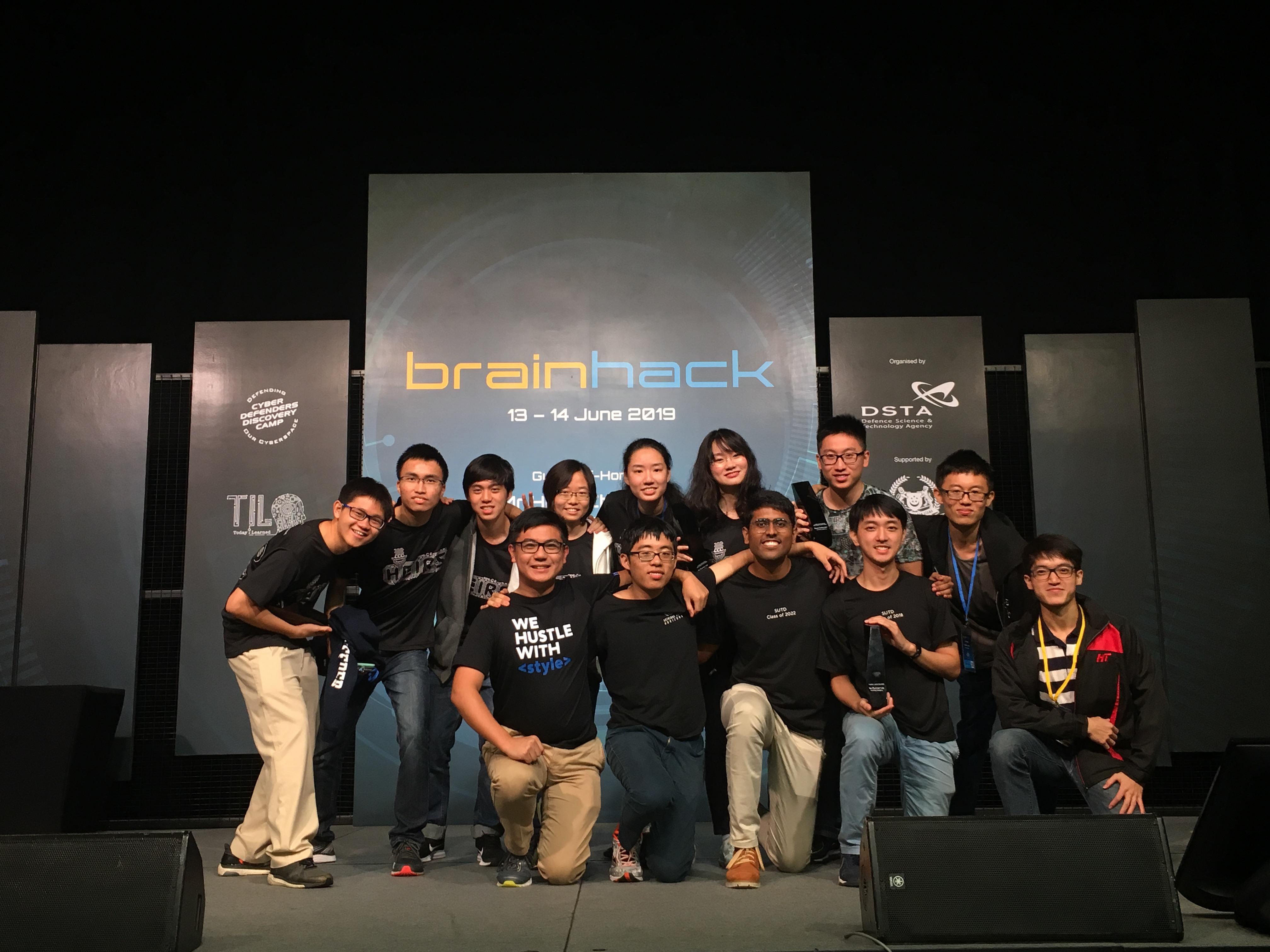 BrainHack 2019 Prize Presentation