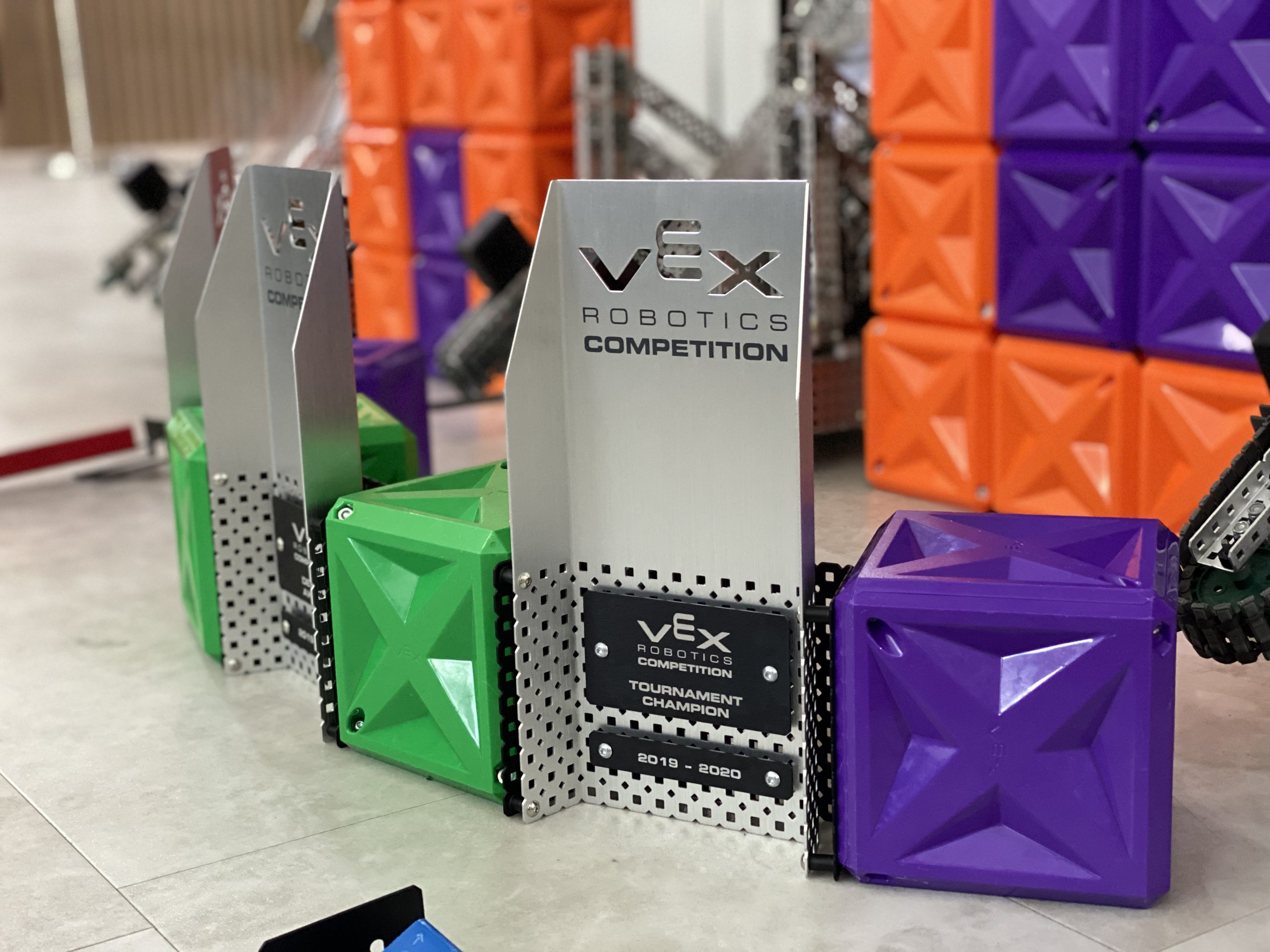 VEX 2020 Champions